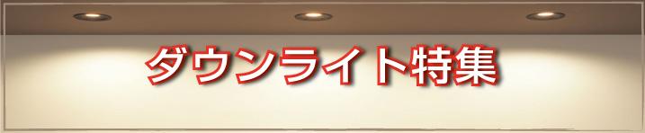 岩崎電気/東芝ライテック/ダウンライト特集